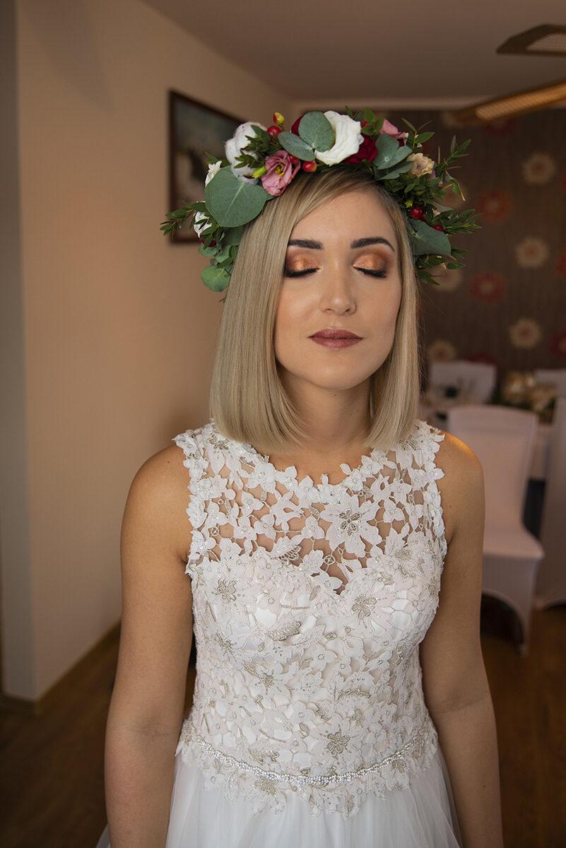 Makijaż dzienny, wieczorowy, ślubny, fotograficzny, okazjonalny